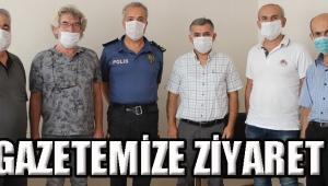 GAZETEMİZE ZİYARET!