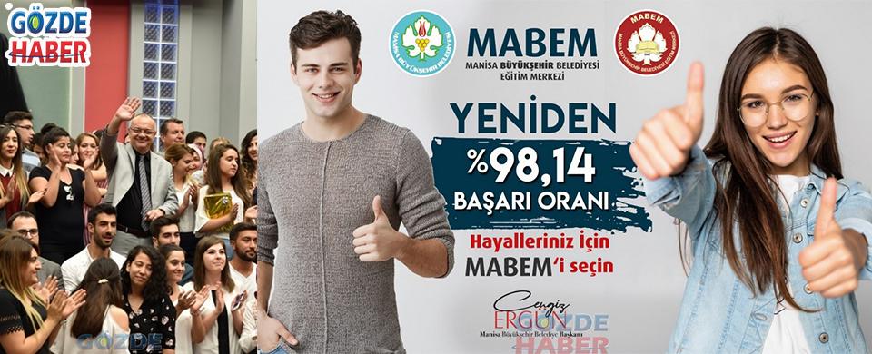 MABEM Başarısıyla Parmak Isırtıyor, Yüzde 98,14 Başarı