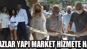 Yılmazlar Yapı Market Hizmete Hazır !