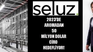 zelus2023'DE AROMADAN 50 MİLYON DOLAR CİRO HEDEFLİYOR!