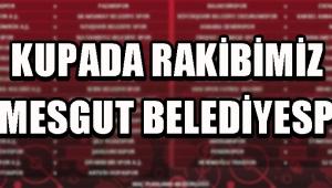 Kupada Rakibimiz Etimesgut Belediyespor!