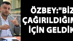 Özbey: