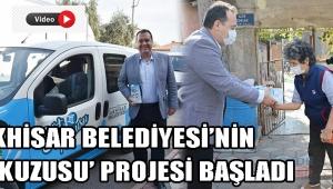 Akhisar Belediyesi'nin 'Süt Kuzusu' Projesi Başladı!