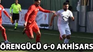 Keçiörengücü 6-0 Akhisarspor !