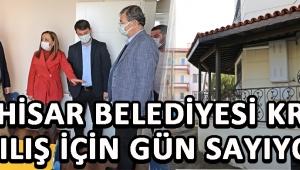 Akhisar Belediyesi Kreşi Açılış İçin Gün Sayıyor !