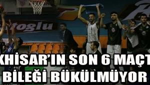 Akhisar'ın Son 6 Maçtır Bileği Bükülmüyor !