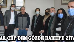 Akhisar CHP'den Gözde Haber'e Ziyaret !