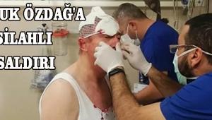 Selçuk Özdağ'a silahlı saldırı