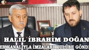 halil ibrahim Doğan;