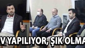 """""""ŞOV YAPILIYOR, ŞIK OLMADI"""""""