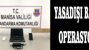 YASADIŞI BAHİS OPERASYONU!