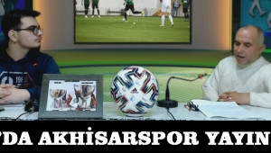 90+'da Akhisarspor Yeni Bölümüyle Yayında !