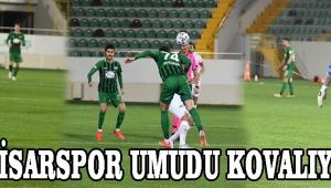 Akhisarspor Umudu Kovalıyor !