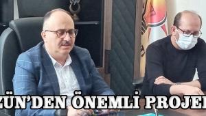 FÜZÜN'DEN ÖNEMLİ PROJELER!