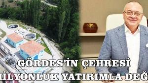 Gördes'in Çehresi 49 Milyonluk Yatırımla Değişti!