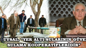 HALİS UYSAL,