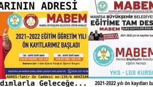 MABEM 2021-2022 YKS-LGS ÖN KAYITLARI BAŞLADI !!!!