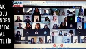 Çağlak Anadolu Lisesi' nden Avrupa' da Sanal Hareketlilik!