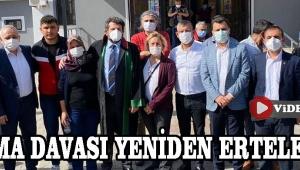 SOMA DAVASI YENİDEN ERTELENDİ!
