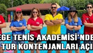 Ege Tenis Akademisi'nde Son Tur Kontenjanları Açıldı !