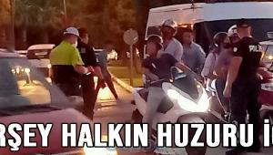 HERŞEY HALKIN HUZURU İÇİN