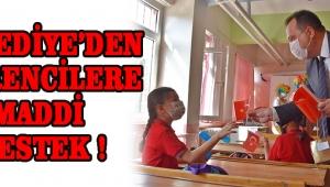Akhisar Belediyesinden İhtiyaç Sahibi Öğrencilere Kırtasiye Yardımı !