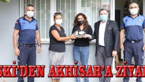 MASKİ'den Akhisar'a Ziyaret!