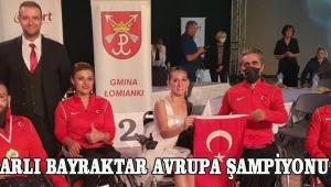O AVRUPA ŞAMPİYONU!