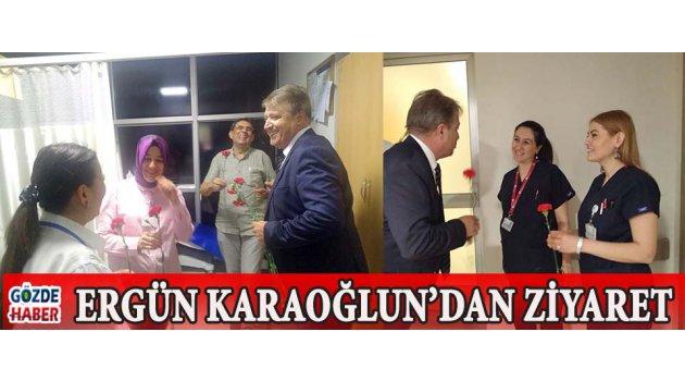 Ergün Karaoğlun'dan Ziyaret