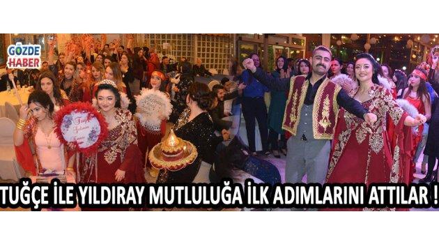 Gürlüoğlu ve Altaş Aileleri Kına Gecesiyle İlk Adımı Attılar !