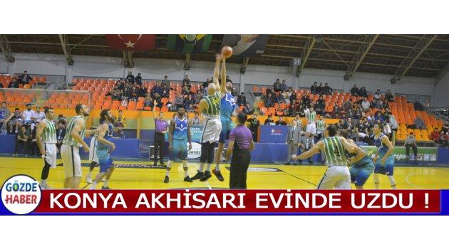Konya Akhisar'ı Evinde Üzdü !