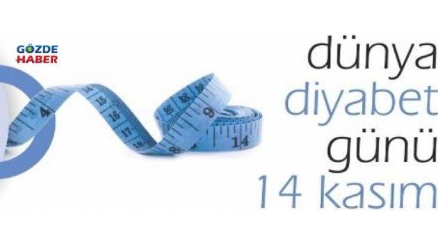 AK Kadınlardan Diyabet Günü!