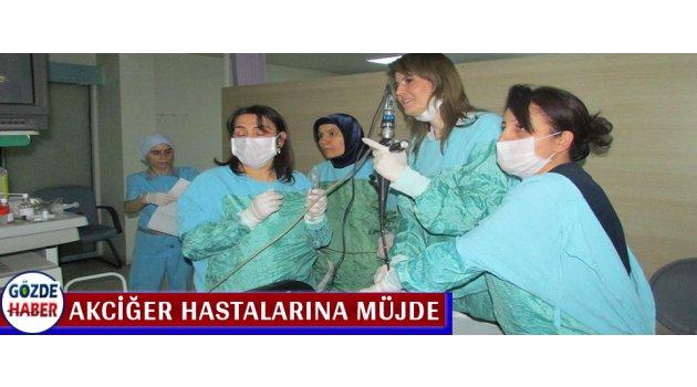 Akciğer Hastalarına Müjde
