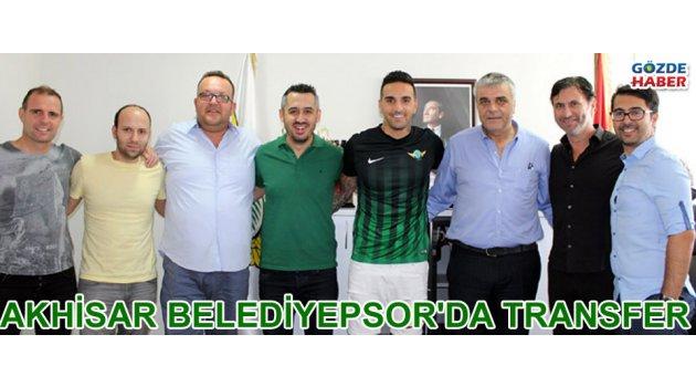 Akhisar Belediyepsor'da transfer