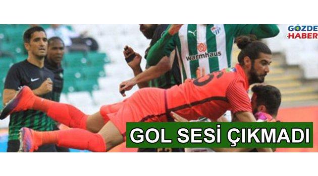 Akhisar Belediyespor-0 Bursaspor-0