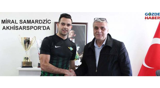 Akhisar Belediyespor'da transfer