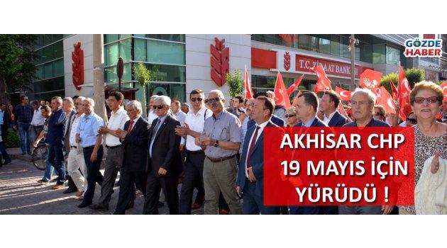Akhisar CHP 19 Mayısı kutladı !
