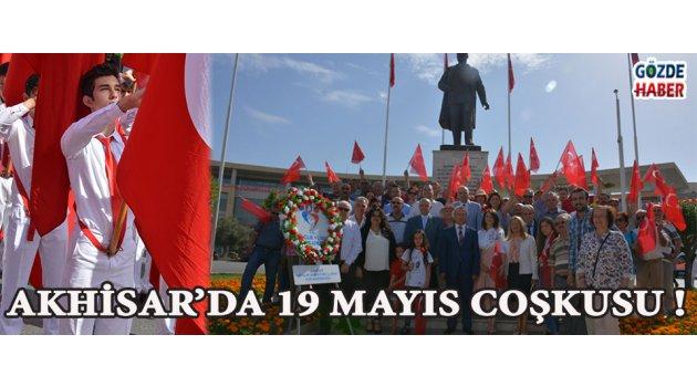Akhisar'da 19 Mayıs Coşkusu !