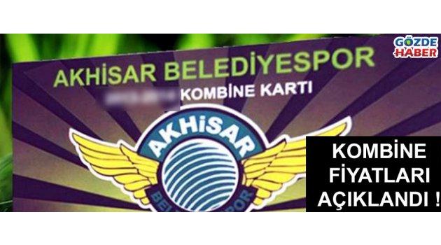Akhisarspor'da kombineler satışa çıktı