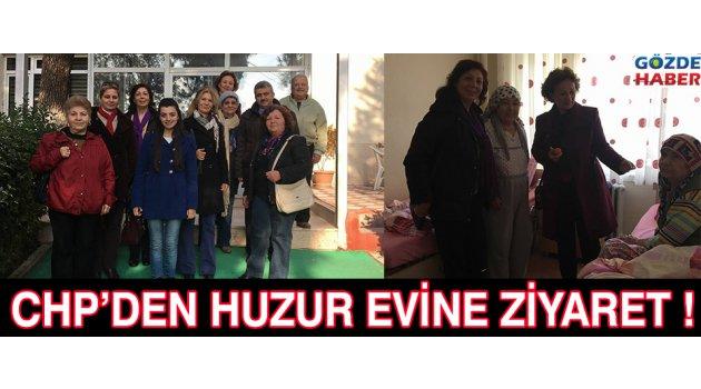 Chp'den Huzur Evine Ziyaret !