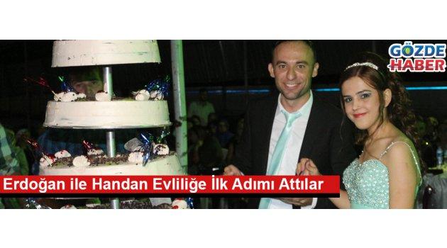 Erdoğan ile Handan Evliliğe İlk Adımı Attılar