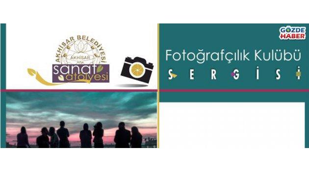 Fotoğrafçılık kulübü yıl sonu sergisi açılıyor