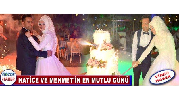 Hatice ve Mehmet'in En Mutlu Günü