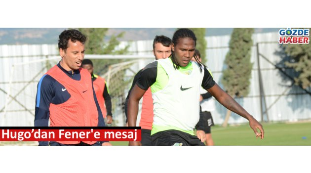 Hugo Rodallega'dan Fenerbahçe'ye mesaj