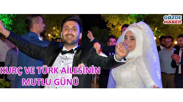 Kurç ve Türk ailelerinin mutlu günü