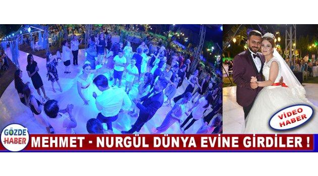 Mehmet - Nurgül Dünya Evine Girdiler !