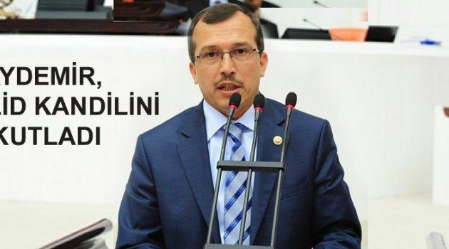 Milletvekili Aydemir, Mevlid Kandilini kutladı