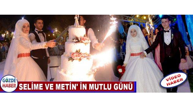 Selime ve Metin' nin Mutlu Günü
