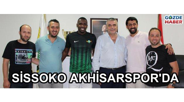 Sissoko Akhisarspor'da