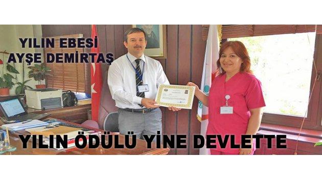 Yılın Ödülü Yine Devlette